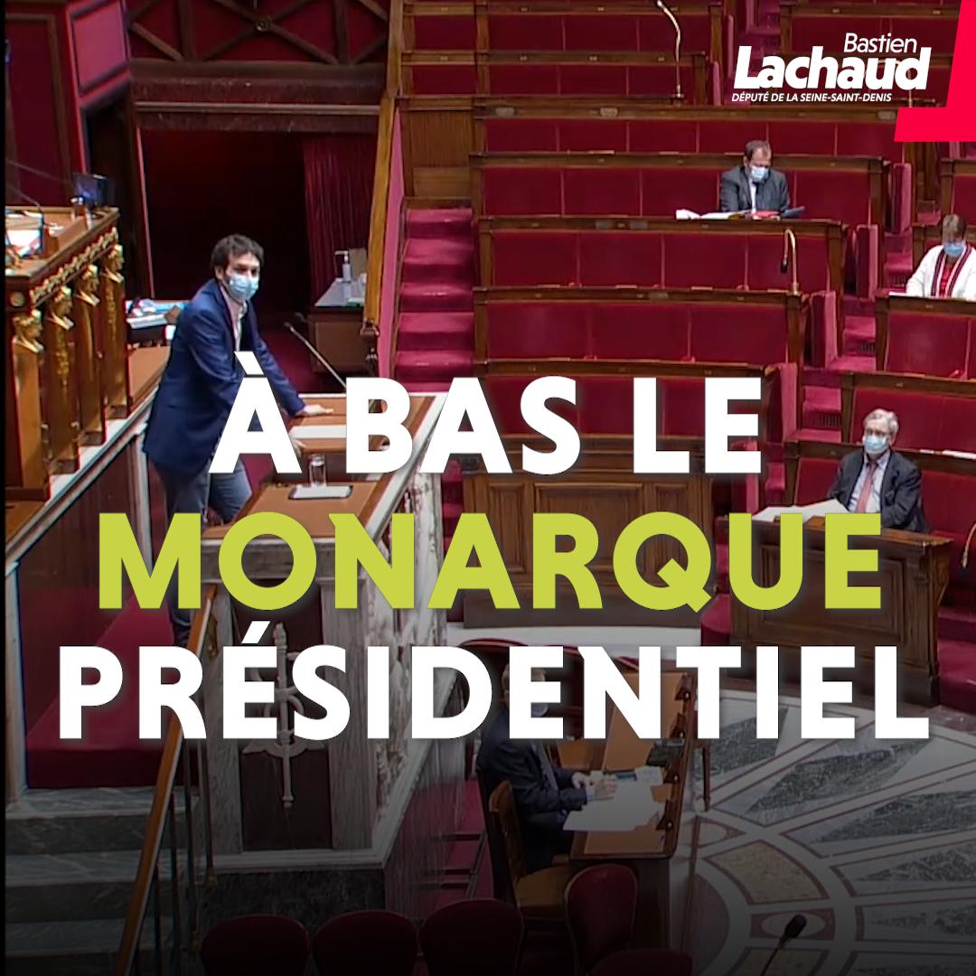 monarque présidentiel