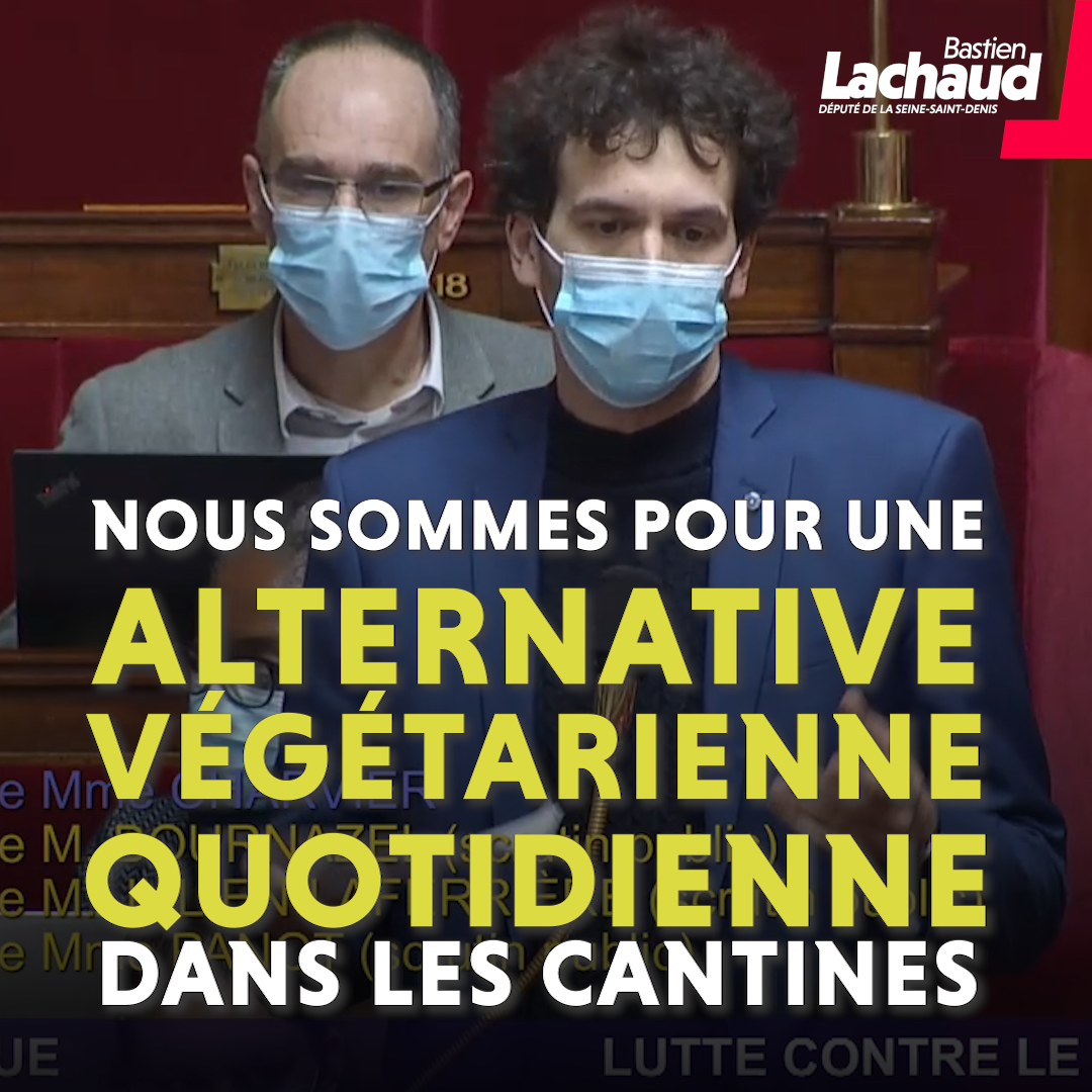 alternative végétarienne