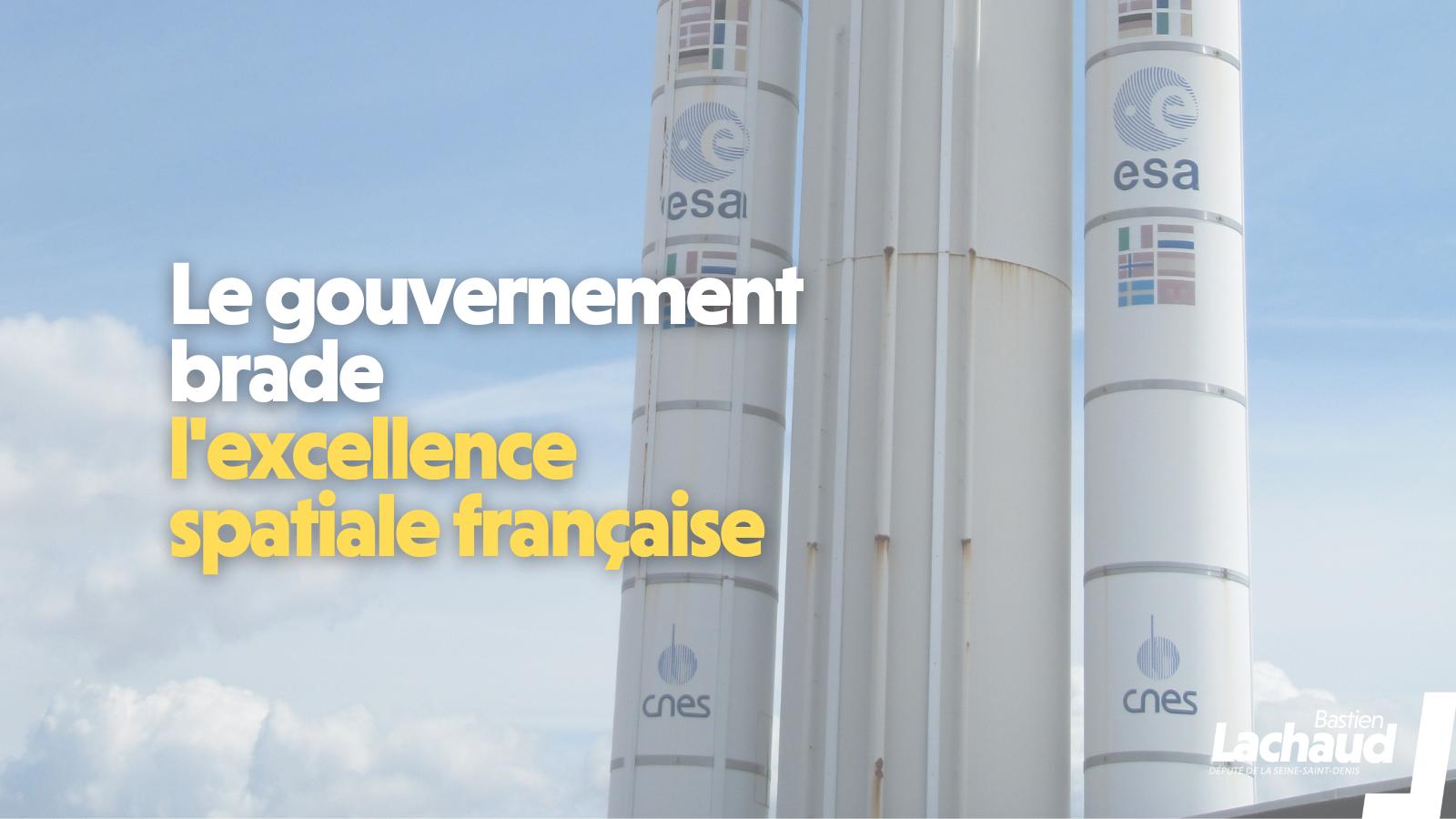 excellence spatiale française